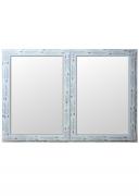 190×140-es Műanyag ablak