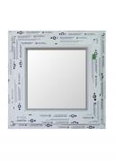 58×58-as Műanyag ablak